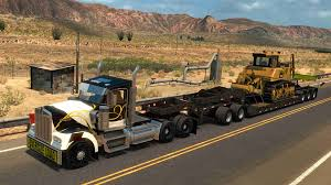 American Truck Simulator - Heavy Cargo Pack - Digital Games For PC ... American Truck Simulator Launch Trailer Youtube Transporting Some Gravel In Northern California With A Freightliner 1 First Impressions Gameplay Walkthrough Part Im A Trucker Symbols Fix For Ats Mod New Mexico Steam Cd Key Pc Mac And Efsanevi Kenworth W900 Gncellemesi Video Amazonde Games