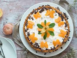 2 minuten schüttelkuchen mit mandarinen