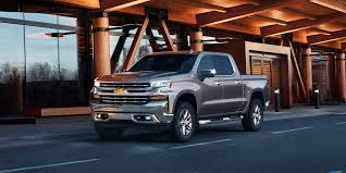 All-New 2019 Silverado: Pickup Truck | Chevrolet