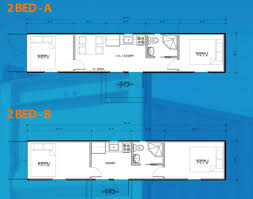 Shipping Container Floor Plans by Shipping Container Housing Complex To Be Developed In Houston U0027s
