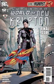 Superman World Of New Krypton Vol 1 12