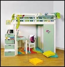 lit avec bureau int r lit mezzanine bureau enfant lit mezzanine avec bureau coulissant