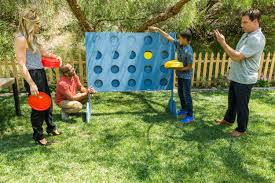 DIY Giant Backyard Connect Four - Home & Family - Video | Hallmark ... Backyard Soccer Games Past Play Qp Voluntary I Enjoyed Best 25 Games Kids Ideas On Pinterest Outdoor Trugreen Helps America Velifeoutside With Tips And Ideas For 17 Awesome Diy Projects You Must Do This Summer Oversize Lawn Family Kidspace Interiors Wedding Yard Wedding 209 Best Images Stress Free Outdoors 641 Fun Toys How To Make A Yardzee Game Yard Garden 7 Week Step2 Blog