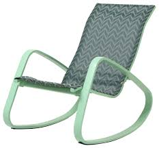 eero rocking chair green contemporary outdoor rocking chairs