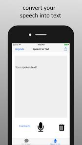 Synthesizer convert text to speech and dictate on the App Store