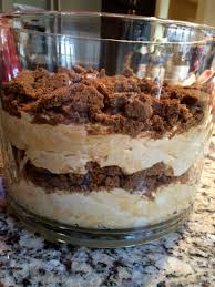 Nilla Pumpkin Mousse Trifle by Pumpkin Mousse Trifle With Salted Caramel Whipped Cream U2014 Epicuricloud