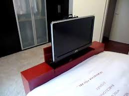 tv meubel met tv lift