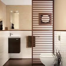 separation salle de bain séparation d une grande salle de bain dans un appartement à