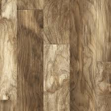 Trafficmaster Glueless Laminate Flooring Lakeshore Pecan by Lowes 1 89 Allen Roth 4 96 In W X 4 23 Ft L Handscraped