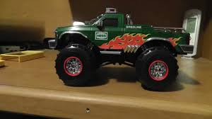100 2007 Hess Truck Unboxing Monster With Motorcycles YouTube