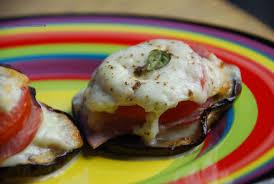 cuisiner les l umes de saison toasts de légumes à la mozzarella 4 saisons en cuisine