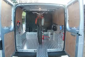 Van Conversions Ideas Camper Cargo Interior Life Tool Bench Bike Trailer T5 Dirt Bikes
