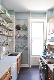 Best Small Kitchen Design Cool Image Credit James U Beautifully Handcrafted Apartment In Clinton Hill