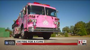 Berea FD Uses Pink Fire Truck To Raise Cancer Awareness Fire Fighters Support The Breast Cancer Fight Only In October North Charleston Pink Truck Editorial Image Of Breast Enkacandler Saves Lives With Big The 828 Heals Firetruck Visits Sara Youtube Firefighters Use Tired Fire Trucks As Charitable Engine Truck Symbolizes Support For Women Metrolandstore Help Huber Heights Department Get On Ellen Show Index Wpcoentuploads201309 Pinkfiretruck Dtown Crystal Lake Cindy Anniston Geek Alabama Missauga Goes Pink Cancer Awareness Sign