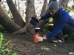 10 Methods Making Coffee In The Great Outdoors