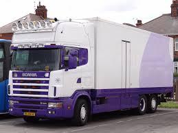 100 Tandem Trucking ExPlant Line Scania 164L 580 V8 BLRS32 Cleethorp PFB