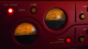 Stock Video Of Professional Music Studio Equipment