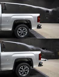 GMC Pickups 101: Busting Myths Of Truck Aerodynamics Best Steps Save Your Knees Climbing In Truck Bed Welcome To Replacing A Tailgate On Ford F150 16 042014 65ft Bed Dualliner Liner Without Factory 3 Reasons The Equals Family Fashion And Fun Local Mom Livingstep Truck Step Youtube Gm Patents Large Folddown Is It Too Complex Or Ez Step Tailgate 12 Ton Cargo Unloader Inside Latest And Most Heated Battle In Pickup Trucks Multipro By Gmc Quirk Cars Bedstep Amp Research