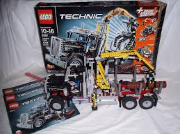 LEGO Technic Logging Truck (9397) Model 100% Complete With Box And ... We Lego On Twitter Technic 9397 Logging Truck Ebay Technic Logging Truck Y S L I A N G Lego Youtube Rc Mod With Sbrick Brand New And Factory Sealed Set Technic Review Reviews Videos Sealed New 1756682927 42008 Service Rebrickable Build