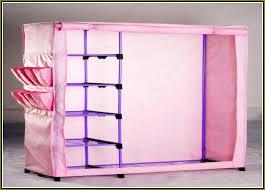 Portable Wardrobe Closet Tar