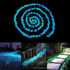 How To Make A GlowInTheDark Path Or Driveway Simplemost