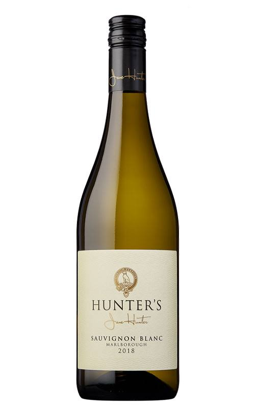 Hunters Sauvignon Blanc Wine - Marlborough, New Zealand