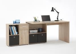 bureaux d angle pas cher acheter le bureau chêne brun