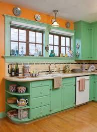 Image Of 1920s Kitchen Paint Color Ideas
