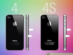 How to Tell an iPhone 4 from a 4s 8 Steps with