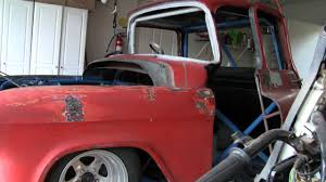55 Chevy Truck Tube Chassis Project Status - YouTube 1955 Chevy Truck By Double Z Hot Rods 56 Long Bed Build Thread Trifivecom 1956 Chevy 4719551 Suburban Panel Bolton S10 Frame Swap 195559 Chassis Roadster Shop Separating The Cab From Frame55 Truck Youtube 471955 Heidts Cure Those Suspension Woes With Tci Eeerings 5559 Ifs Stepside Lingenfelters 21st Century Classic Truckin Frames 1957 Chevrolet Chassis Frame Scotts Hotrods 51959 Gmc Sctshotrods