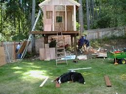 Exterior : DIY Backyard Playground Landscaping Backyard Playground ... Wooden Backyard Playsets Emerson Design Best Backyards Chic 38 Simple Fort Plans Cozy Terrific Pinterest 19 Tree 12 Free Playhouse The Kids Will Love Collins Colorado Pergolas Designs Cedar Supply How To Organize For Playhouses Google Images Gemini Diy Wood Swingset Jacks Building Our Castle With Naturally Emily Henderson Childrens Forts Leonard Buildings Truck Custom Swing Set And Playset From Twisty Slide Tiny Town Playground Ideas