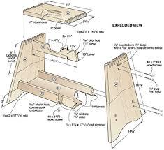 potty step stool plans plans diy free download kreg jig router