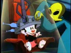 Animaniacs Hooked On A Ceiling Episode by Animaniacs Star Trek Parody Star Truck Youtube Need A Laugh