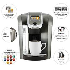 1 Keurig K575 Programmable K Cup Coffee Maker