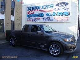 2007 Ford F150 Saleen S331 Supercharged SuperCab In Dark Shadow Grey ...
