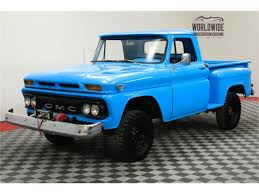 100 1966 Gmc Truck GMC For Sale ClassicCarscom CC1047880