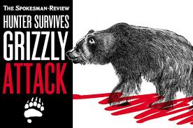 100 Bear Grizzly Trucks Man Survives Grizzly Bear Attack In Montana Wilderness The