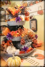 Pumpkin Carving Tools Walmart by Priscillas Halloween Galvanized Tray Centerpiece