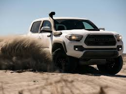 100 Snorkel Truck You Can Add A Factory To 2019 Toyota Tacoma TRD Pro But
