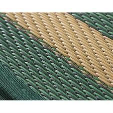 the perfect large 9 x12 rv cing reversible patio mat