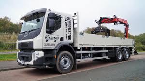100 Gj Truck Sales 26000kgs VOLVO FE 320 Dropside Alltruck Group