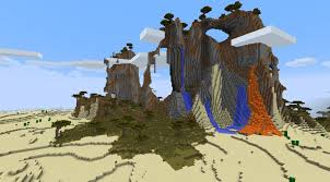 Best Pumpkin Seed Minecraft Pe by Extreme Hill Desert Temple And Village Epic Minecraft Seeds