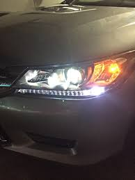 2013 2015 honda accord led headlight kit a sun garage led