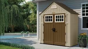 155 cu ft alpine 7 x 3 storage shed suncast corporation