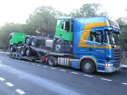 100 Auto Truck Transport Goederen TFT Theo Faassen