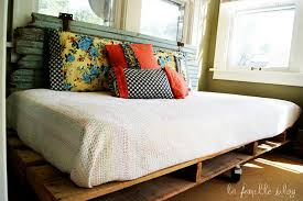 Inspired By These Creative Pallet Bed DIY Ideas I Hope You Started On Your Own Projects Asap Should Want Creations Featured In The