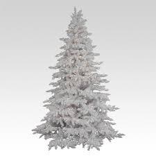 White Christmas Tree Walmartca by 100 Fiber Optic Christmas Tree Walmart Canada Flocked