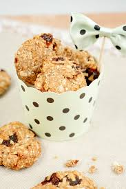 gesunde haferflocken kekse mit zwei zutaten kinderrezept