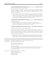 Fitness Trainer And Manager Resume