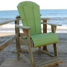 Patio Seat Cushions Amazon by Furniture Enchanting Adirondack Chair Cushions For Cozy Outdoor